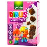 Печеньe Gullon Dibus Mini Puzzle 250г