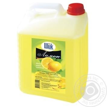 Мыло жидкое Шик Лимон 5л