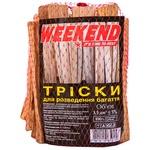 Weekend Wood Chips