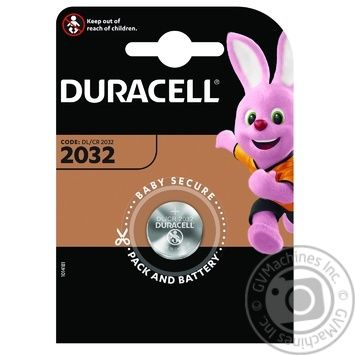 Battery Duracell - buy, prices for Novus - image 1