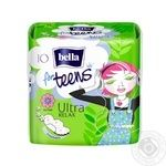 Bella Ultra Relax ExtraSoft  For Teens Pads
