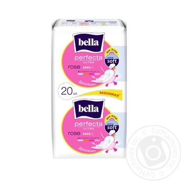 Bella Perfecta Ultra Rose For Women Pads - buy, prices for Novus - image 1