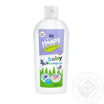 Шампунь дитячий Bella Baby-Н 200мл - купити, ціни на Novus - фото 1