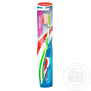 Aquafresh Between Teeth Medium Toothbrush - buy, prices for Novus - image 1