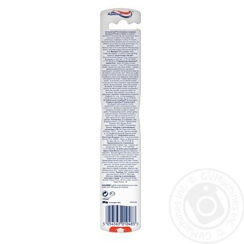 Aquafresh Toothbrush Intensive cleaning of medium stiffness - buy, prices for Furshet - image 2