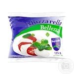 Сир Bellezza Моцарелла 45% 125г - купити, ціни на Novus - фото 1