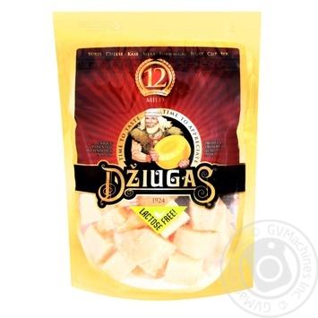 Сыр Джюгас 12 мес. созревания колотый 40% 100г - купить, цены на Восторг - фото 1