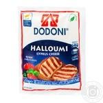 Сыр Халуми DODONI 225г