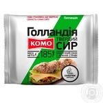 Komo Hollandiya hard сheese 45% 185g - buy, prices for Novus - image 1