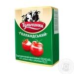 Продукт сырный плавленый Тульчинка Голландский 45% 90г - купить, цены на Фуршет - фото 1