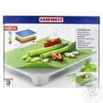 Доска для нарезки продуктов Leifheit Varioboard пластиковая в ассортименте