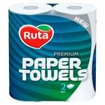 Ruta Premium Two-ply Paper Towels 2pcs
