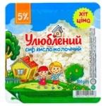 Cottage cheese 5% 300g Ukraine