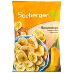 Seeberger Banana Chips 150g