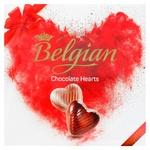 Цукерки Belgian Chocolate Hearts 200г