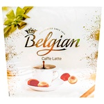 Конфеты шоколадные The Belgian Кофе Латте 200г