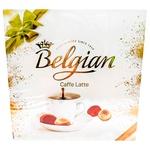 Цукерки шоколадні The Belgian Кава Латте 200г