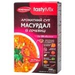 Суп Жменька Tasty Mix Масурдал із сочевиці 200г