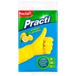 Рукавички Paclan гумові S
