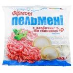 Пельмені Laska Фірмові зі свин/ялов 400г
