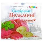 Пельмені Laska Сибірські зі свин/ялов 400г