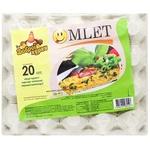 Яйца куриные Від доброї курки Omlet С1 20шт