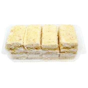 Тістечко Лимонне ваг (Власн.вироб) - купити, ціни на CітіМаркет - фото 1