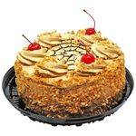 Cake Candied roasted nuts Ukraine
