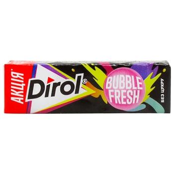 Гумка жувальна Dirol Fresh 14г