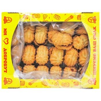Печиво Добробут Струмок 0,45кг - купити, ціни на CітіМаркет - фото 1