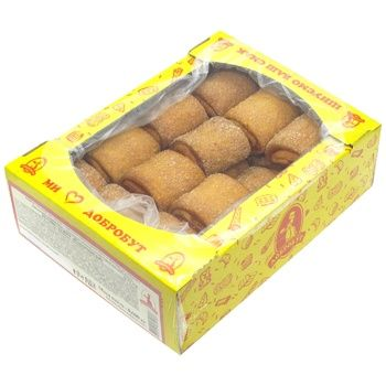 Печиво Добробут Полуничний Рай 0,6кг - купить, цены на СитиМаркет - фото 2