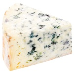 Cheese bleu d'auvergne Livradois with mold 50%