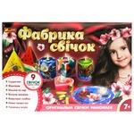 Набір Ranok Creative Фабрика свічок для творчості 9 в1 7+ - купити, ціни на CітіМаркет - фото 1