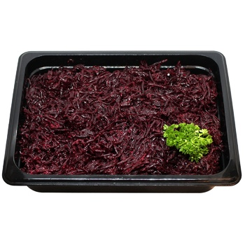 Salad Without brand beetroot with horse-radish - buy, prices for CityMarket - photo 1