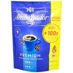 Кава Ambassador Premium розчинна 500г