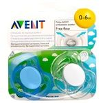 Avent Breathable Soother 0-6month - buy, prices for MegaMarket - image 2