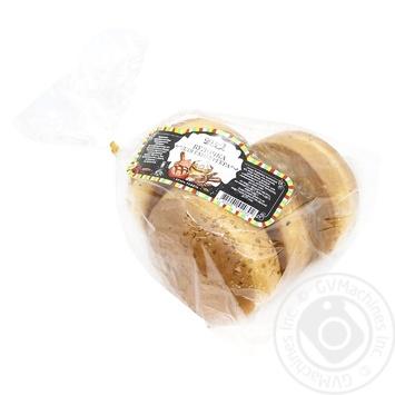 Булочки для гамбургеров Т.а.к. 4 шт. 200г