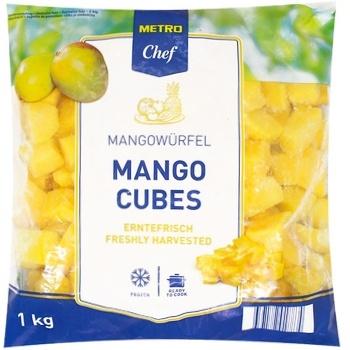 Манго Metro Chef кубики заморожені 1кг