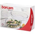 Набір форм для випічки Borcam 159027 3шт(59064/59074/59084)