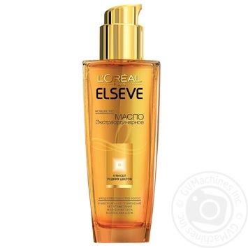 L'Oreal Elseve Oil extraordinary 6 oils of rare flowers for all hair types 100ml - buy, prices for Novus - image 1