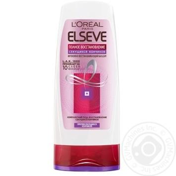 Бальзам для волос Elseve реанимирующий для секущихся волос 200мл - купить, цены на Novus - фото 1