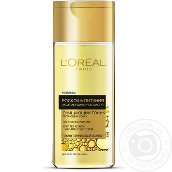 L'oreal Dermo For Face Tonic 200ml - buy, prices for Novus - image 1