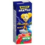 Belfood Fixiki Apple-peach Nectar 200ml - buy, prices for CityMarket - photo 1