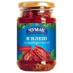 Chumak in oil sun dried tomato 280g