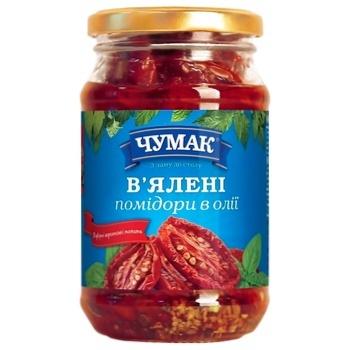 Chumak in oil sun dried tomato 280g - buy, prices for CityMarket - photo 1