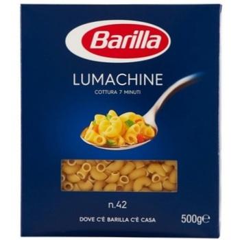 Макароны Barilla Lumachine №42 500г