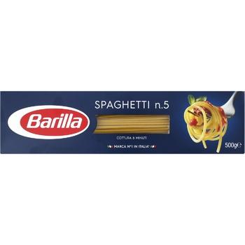 Макароны Barilla Спагетти №5 500г