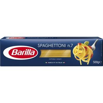 Макарони спагетті Барілла Спагеттоні №7 500г - купити, ціни на Novus - фото 1
