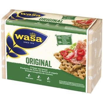 Wasa Original Rue Crispbreads 275g - buy, prices for CityMarket - photo 2