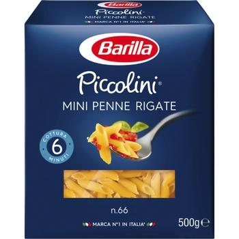 Barilla Piccolini Mini Penne Rigate Pasta 500g - buy, prices for Novus - photo 1